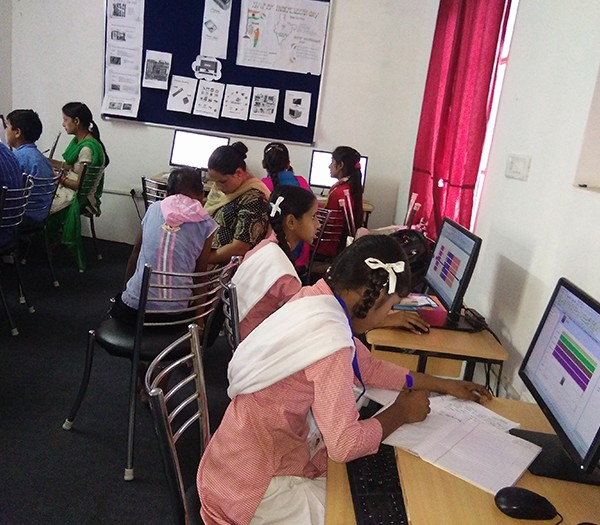 Ujjwal digital literacy centre