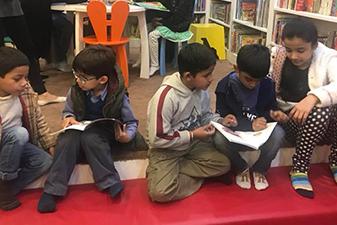 United through reading!